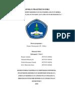 LAPORAN PRAKTIKUM SMK3 BENGKEL AHASS