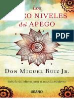 Los cinco niveles del apego - Don Miguel Ruiz Jr_