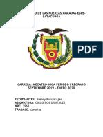 CIRCUITO DE TRES ESTADOS BUFFER 74173