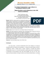 Modelo de Artigo Científico