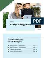 Change Management Guideline - Personio