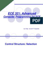 ECE321-LEC-PART5_Control-Structure_Selection