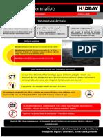 02. Boletin de Seguridad - Tormentas Electricas -Febrero 2020