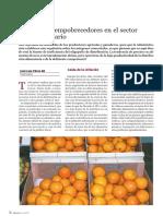 Oligopolios empobrecedores en el sector agroalimentario