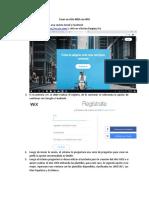 Crear un sitio WEB con WIX
