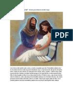 CONCEBIRÁS Y DARÁS A LUZ