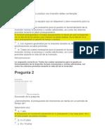 Evaluacion Actividad 2 - Direccion Financiera