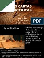 AS CARTAS CATÓLICAS
