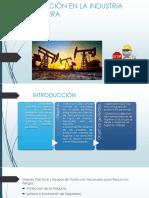 Prevención en La Industria Petrolera