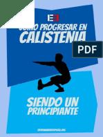Cómo Progresar en Calistenia siendo un Principiante -.pdf