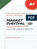 Market Survival 101
