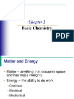 Chapter 2 Basic Chemistry