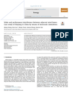 Wake-and-performance-interference-between-adjacent-wind-farms--Case_2019_Ene