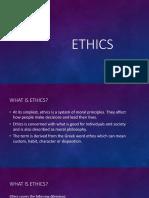 ethicos