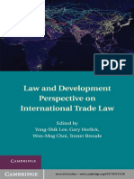 Law and Development Perspective on International Trade Law (2011).pdf