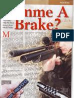 Gimme a Brake