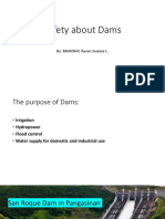 Safety about Dams