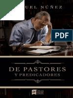 De pastores y predicadores (Spa - Miguel Nunez.pdf