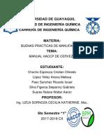 MANUAL HACCP DOC 1