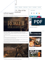 Total War_ ROME II - Rise of the Republic Free Download (v2.4.0.19683) « IGGGAMES