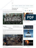 Total War Saga_ Thrones of Britannia Free Download « IGGGAMES