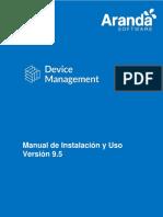 Aranda Device Management  9 V7