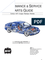 bat catalog - contour