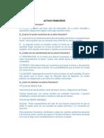 cuestionario finanzas usac III