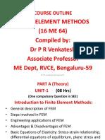 1 Introduction to FEM