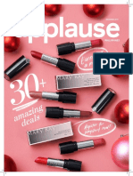 MaryKay applause