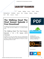 The Walking Dead The Final Season Episode 4 Free Download