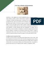 Leonardo Da Vinci artistica 1c 10.01.19