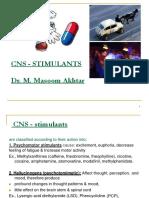 Dr. Masoom Akhtar-CNS-Stimulants.pptx