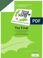 Programme - Final