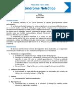 PD84-Síndrome Nefrótico-Dra. Fernández