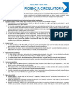 PD28-Insuficiencia circulatoria-Dr. Pérez