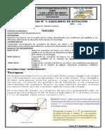 GUIA DE CLASE N° 7 EQUILIBRIO DE ROTACIÓN.pdf