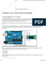 Bluetooth HC05- How to Pair Two Modules _ Alselectro