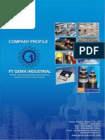 Company Profile PT Gema Industrial