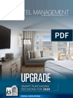 Smart purchasing decisions for 2020 - hotels