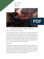 Análisis de tres pinturas, Historia del Arte, MAHM