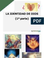 IDENTIDAD DE DIOS