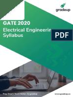 gate-ee-syllabus-2020