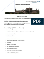 EoE FRCEM Intermediate SAQ Revision course