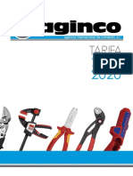 201901 AGINCO TARIFA 2019-2020