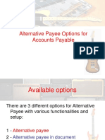 Alternative Payee