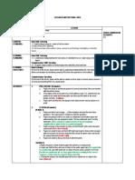 CEFR Lesson Plan  Form 4 LISTENING