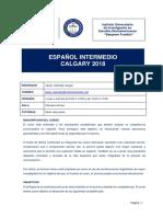 SPAN301-P2018-syllabus