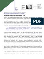 10-12-02 Biography of Richard I Fine-s