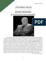CONCEPT vol 7/nr 2/2013 - Marin Moraru si realismul in arta actorului